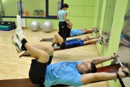Перед выполнением упражнений необходима консультация специалиста