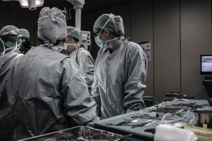 Если болезнь обнаружена поздно, необходима операция